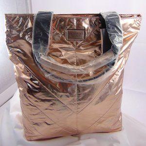 Victoria Secret Rose Gold Limited Edition Tote Bag